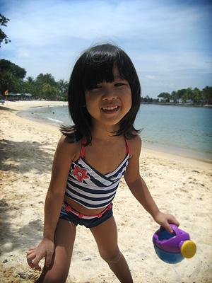 Beach Cleo